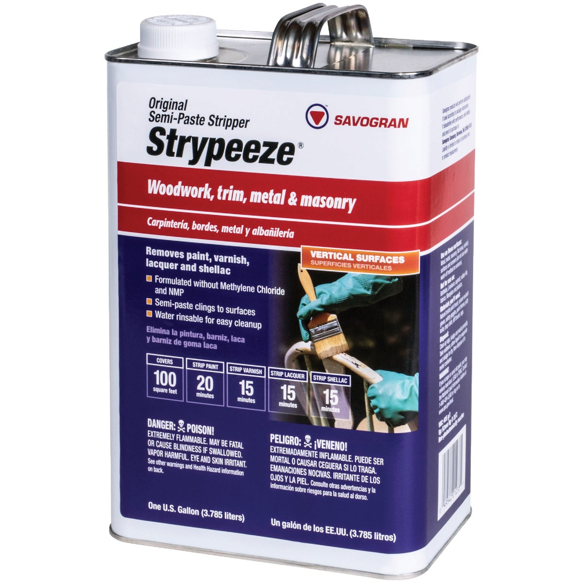 GAL STRYPEEZE REMOVER - 1103 by Savogran Company