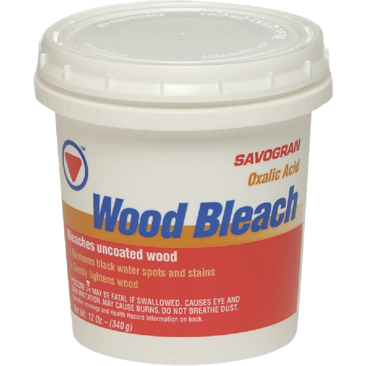 12OZ WOOD BLEACH - 10501 by Savogran Company