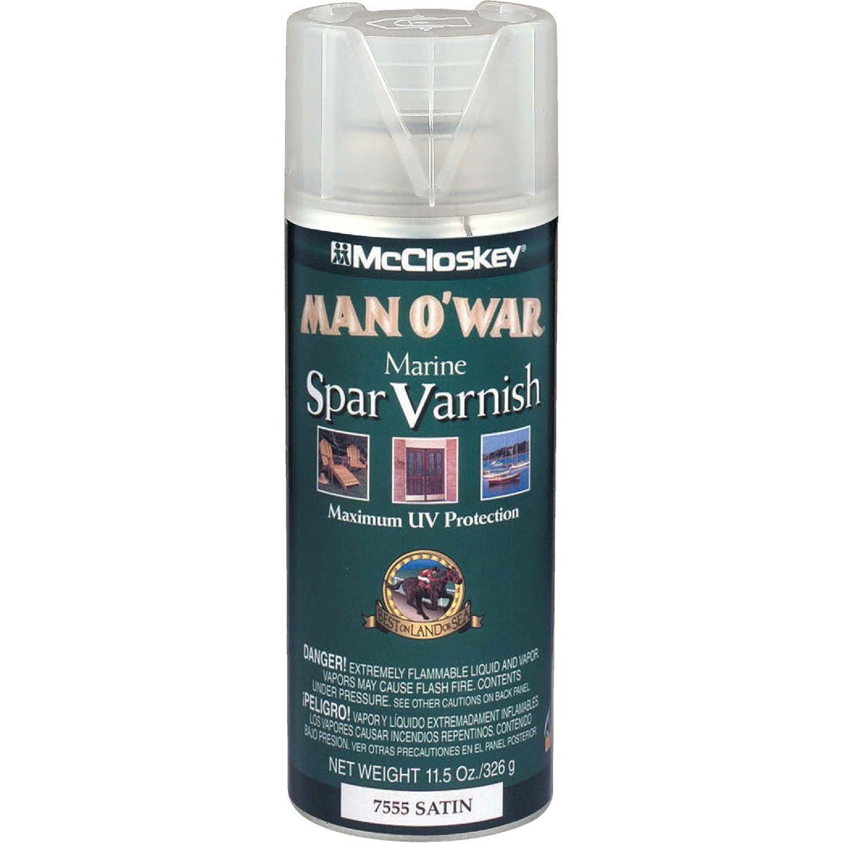 SAT SPRAY SPAR VARNISH - 080.0007555.076 by Valspar Corp