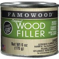 Eclectic Prod. 1/4PT RD OAK WOOD FILLER 36141134