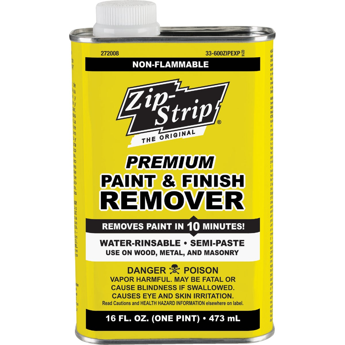 ZIP STRIP PAINT REMOVER - 272008 by Absolute Coatings