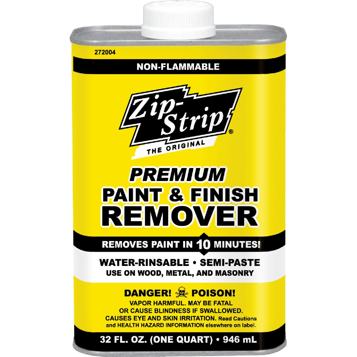 ZIP STRIP PAINT REMOVER - 272004 by Absolute Coatings