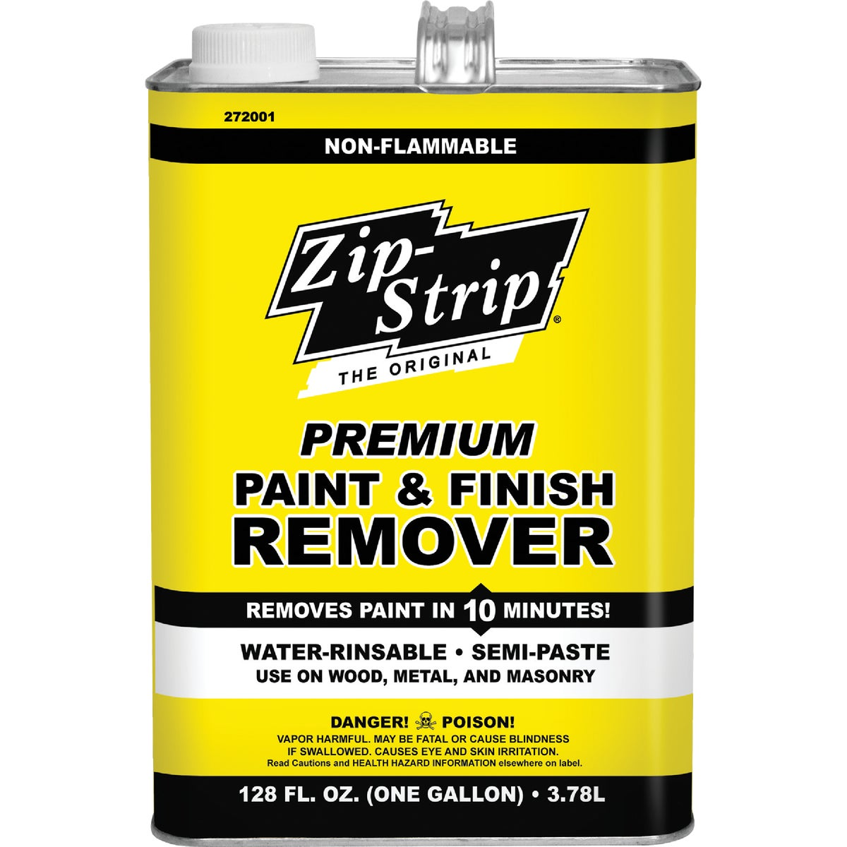 Absolute Coatings ZIP STRIP PAINT REMOVER 272001