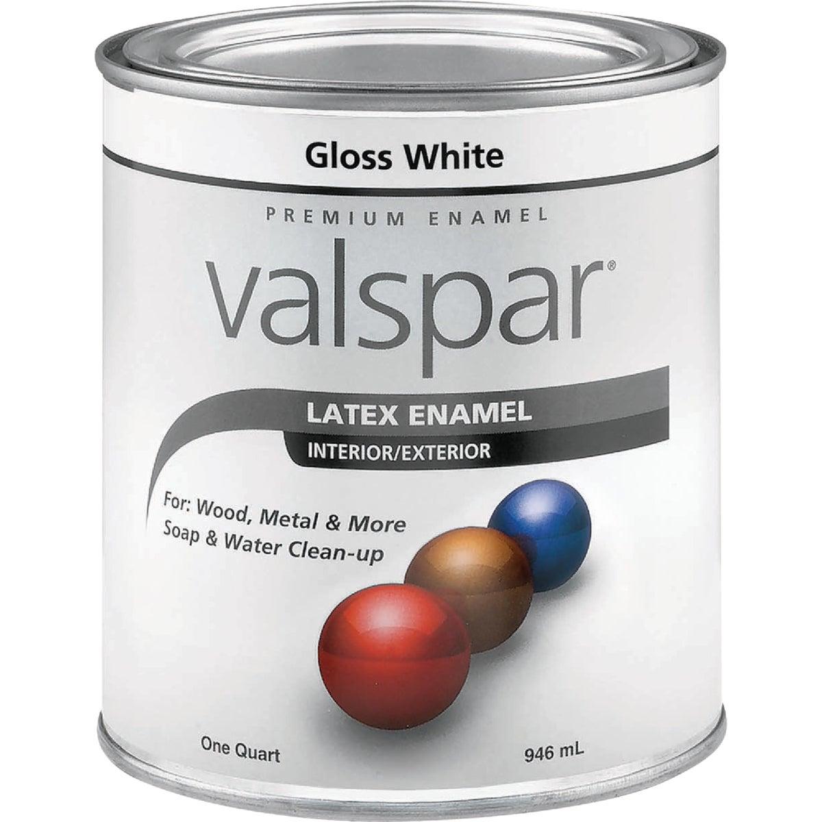 LTX GLOSS WHITE ENAMEL - 410.0065000.005 by Valspar Corp