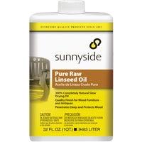 Sunnyside Corp. RAW LINSEED OIL 87332