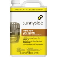 Sunnyside Corp. RAW LINSEED OIL 873G1
