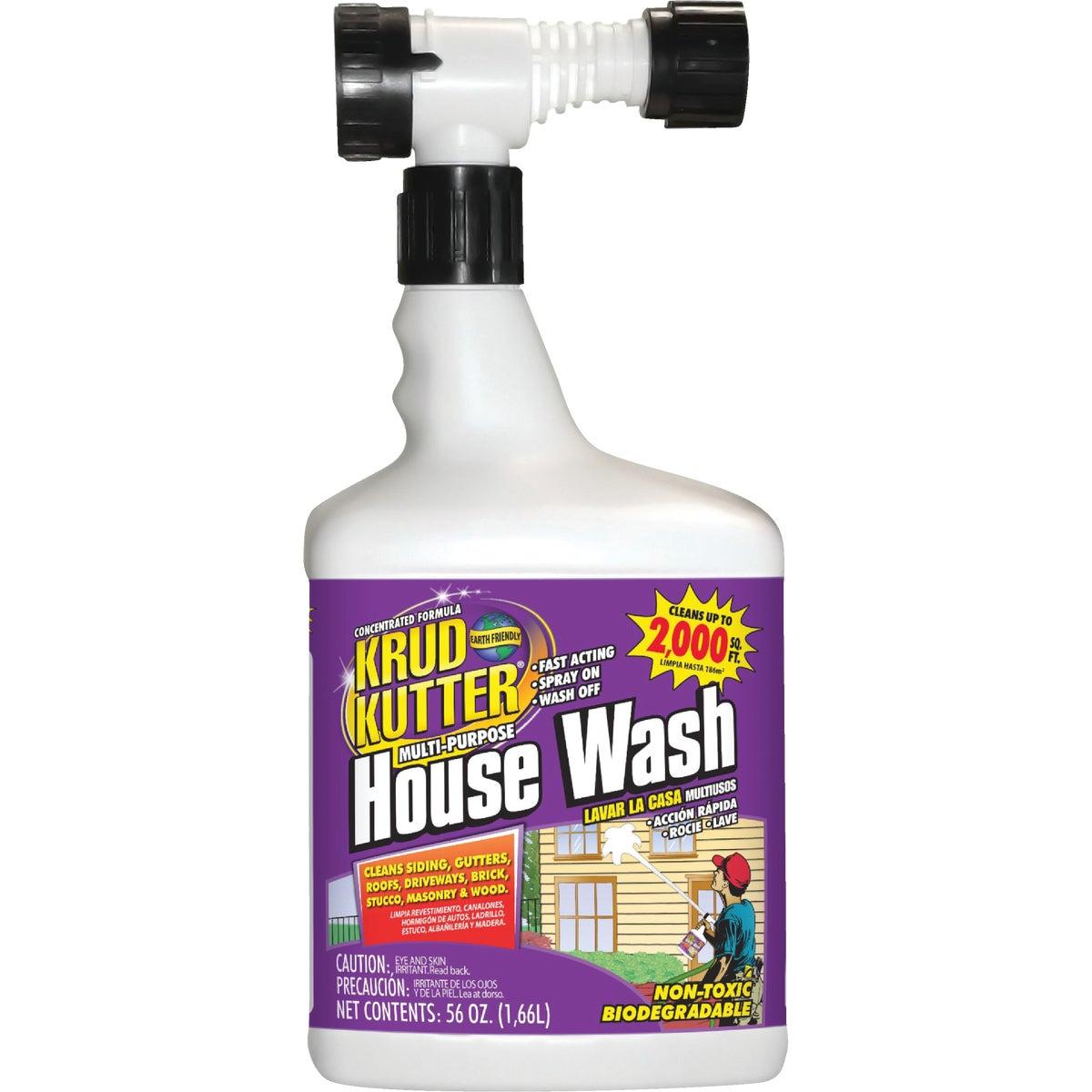 Supreme Chemical 32OZ HOSE END HOUSE WASH HW32H/4