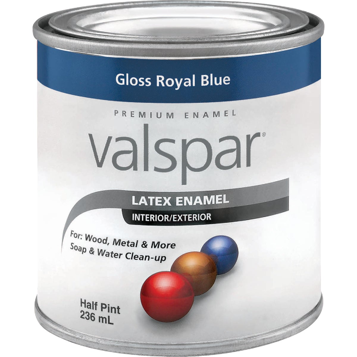 LTX DARK BLUE ENAMEL - 410.0065031.003 by Valspar Corp
