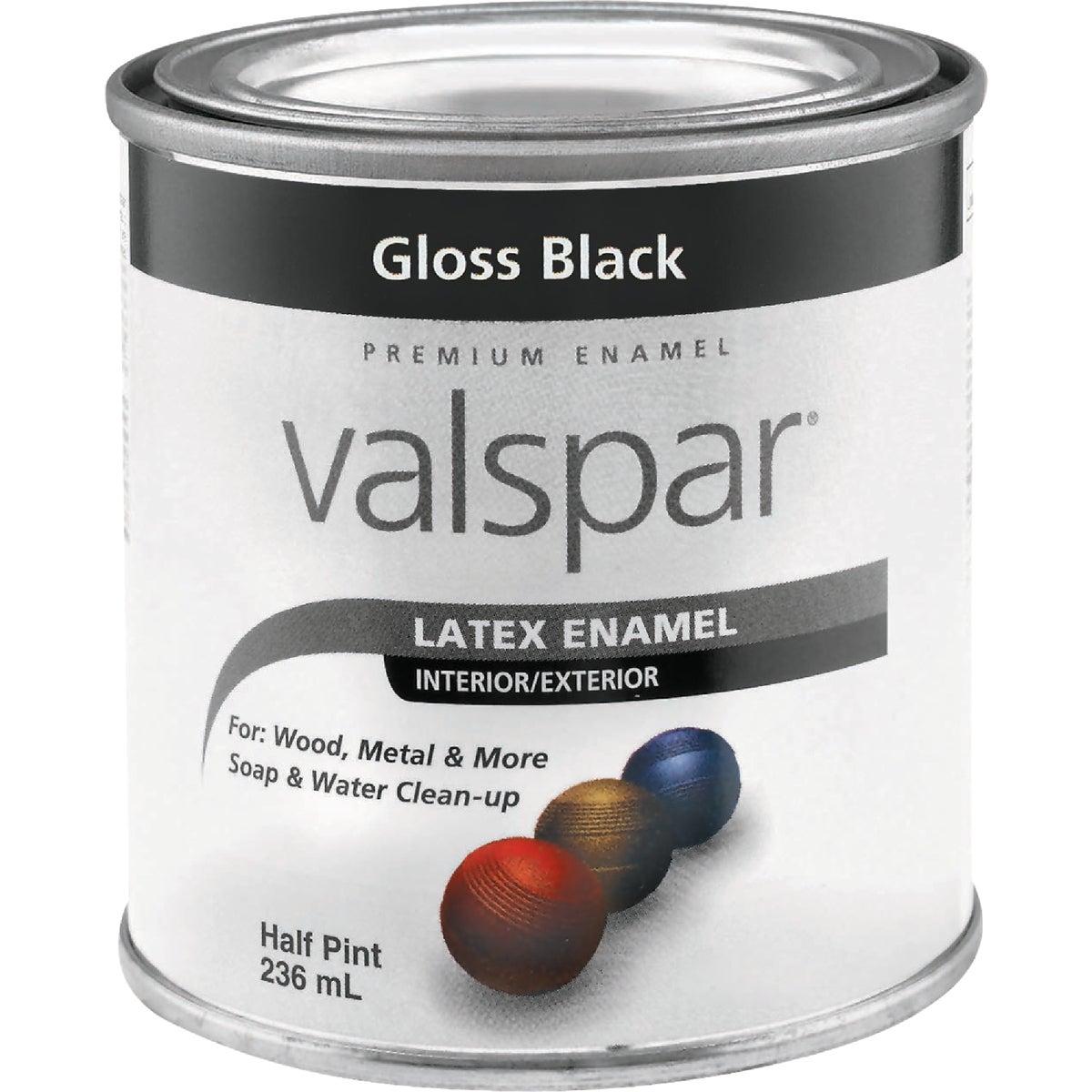 LTX GLOSS BLACK ENAMEL - 410.0065048.003 by Valspar Corp