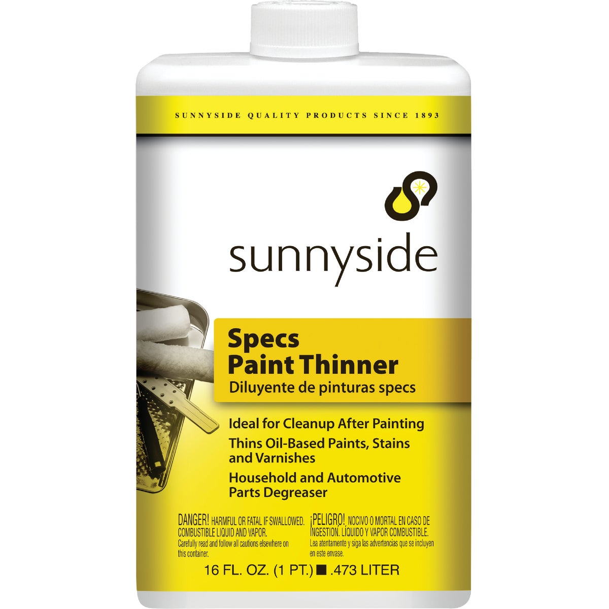 PAINT THINNER - 70416 by Sunnyside Corp