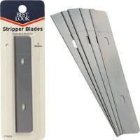 Warner Mfg Co 5PK REPL SCRAPER BLADE 3356