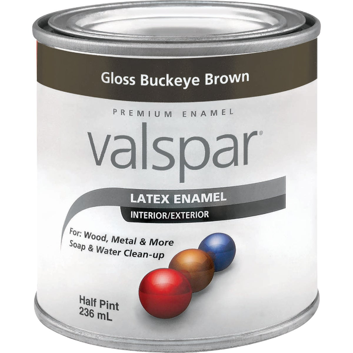 LTX BROWN ENAMEL - 410.0065045.003 by Valspar Corp