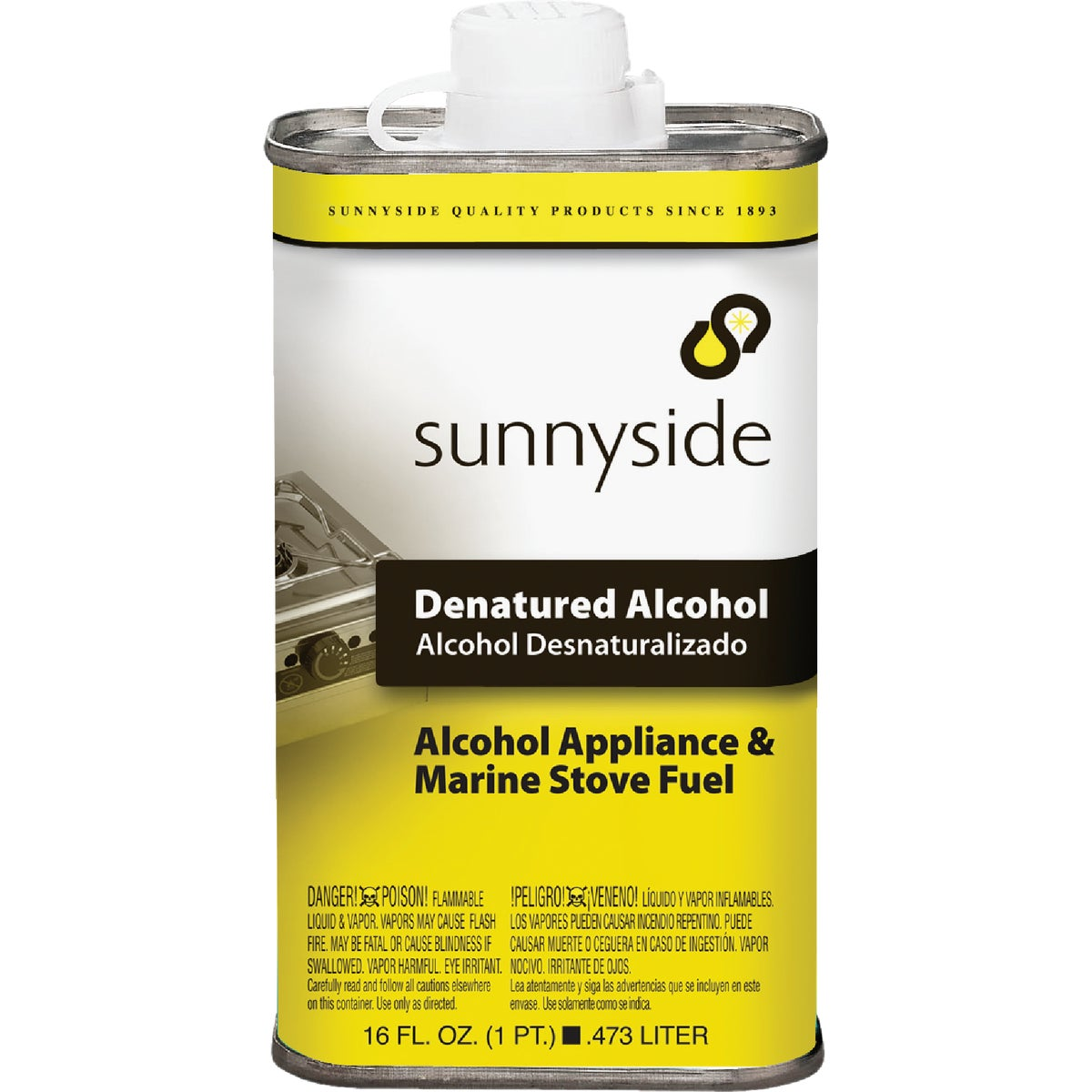 DENATURED ALCOHOL - 83416 by Sunnyside Corp