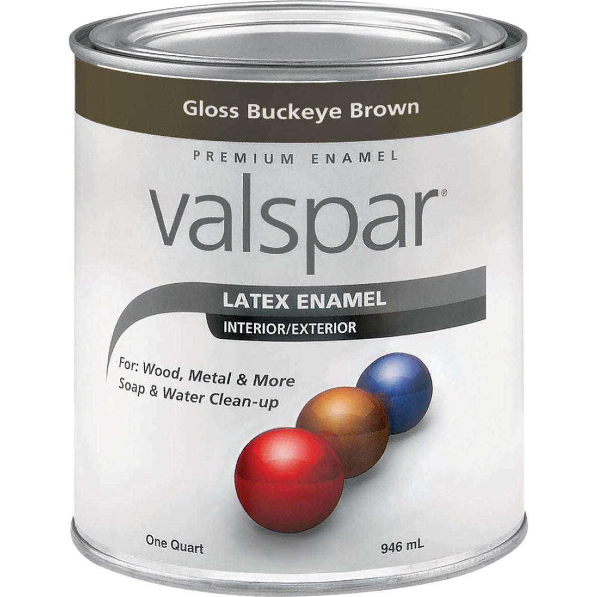 LTX BROWN ENAMEL - 410.0065045.005 by Valspar Corp