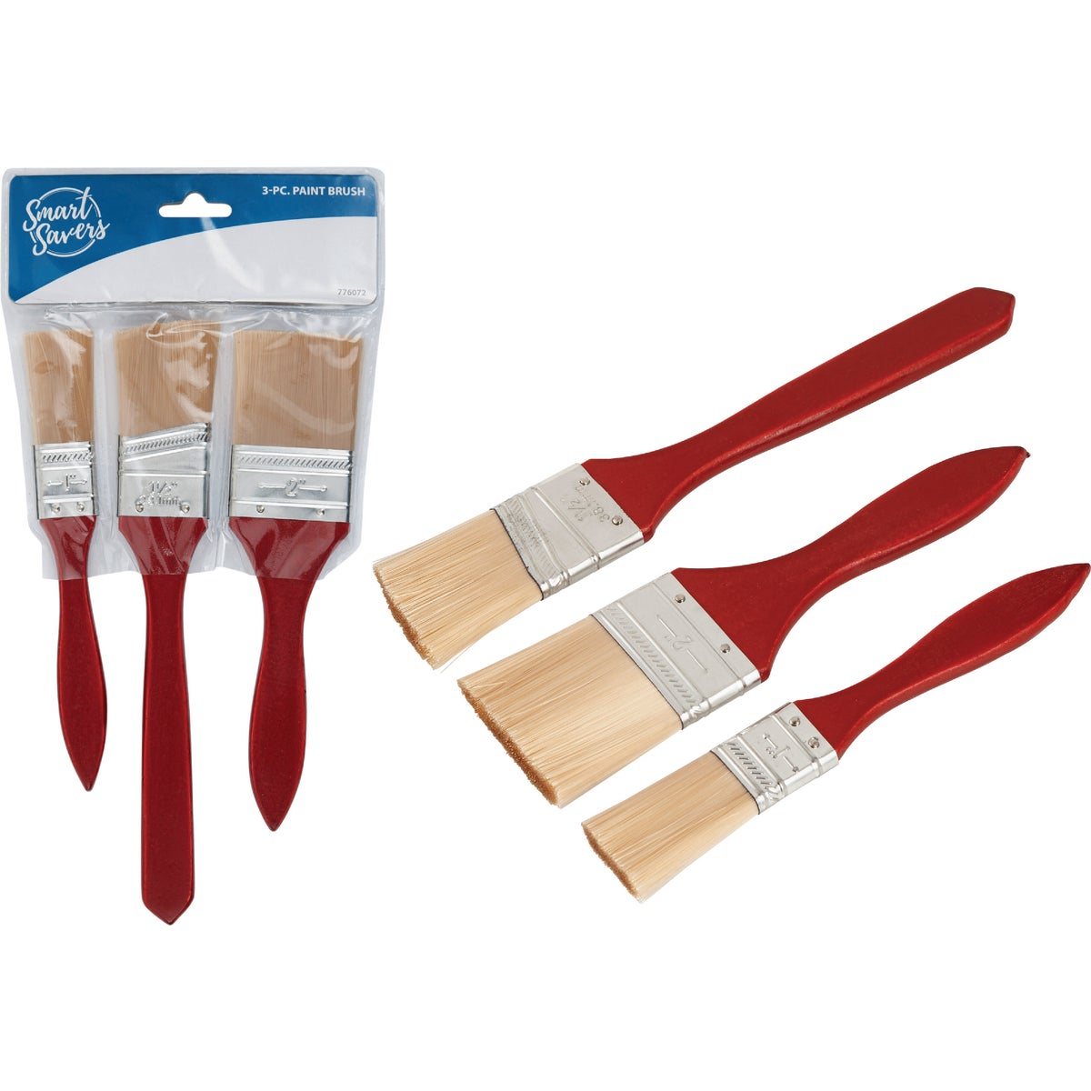 3PC PAINT BRUSH - CC101058 by Do it Best