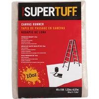 Trimaco SuperTuff Premium Canvas Drop Cloth, 51128
