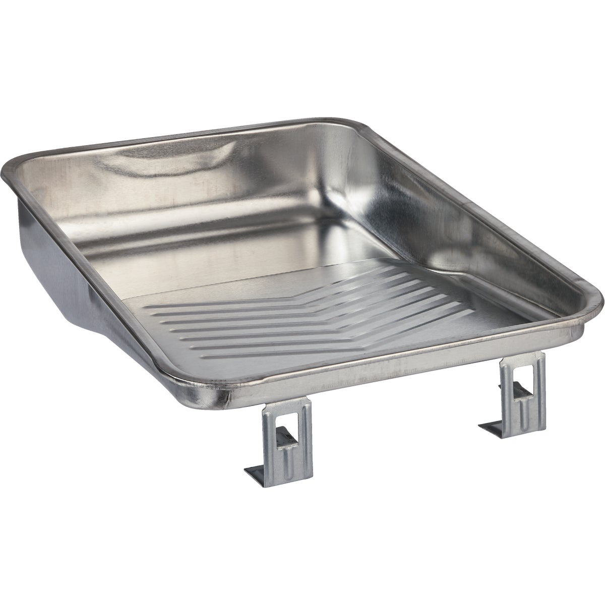 "9"" DEEPWELL METAL TRAY"