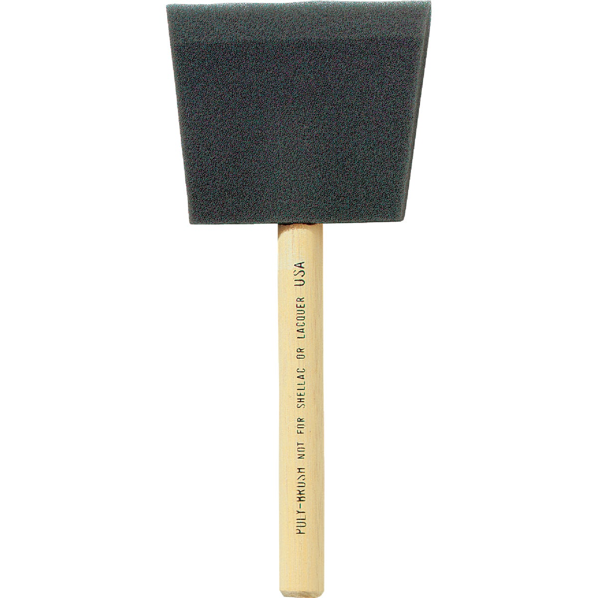 "3"" FOAM BRUSH - FOAM BRUSH by Jen Mfg Inc"