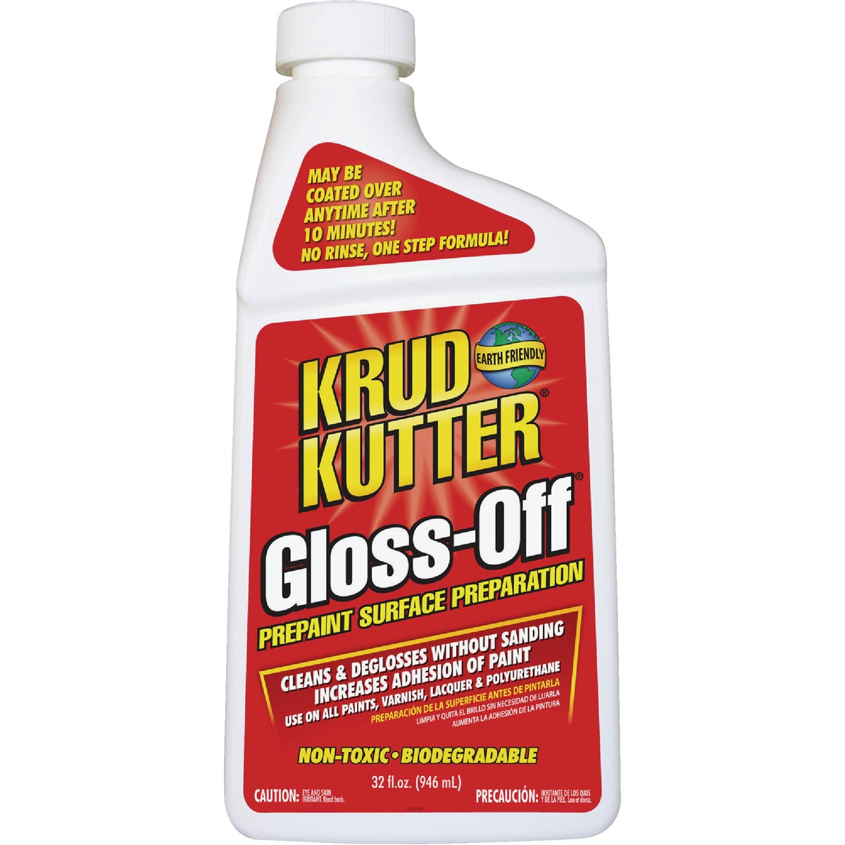PAINT PREP GLOSS REMOVER