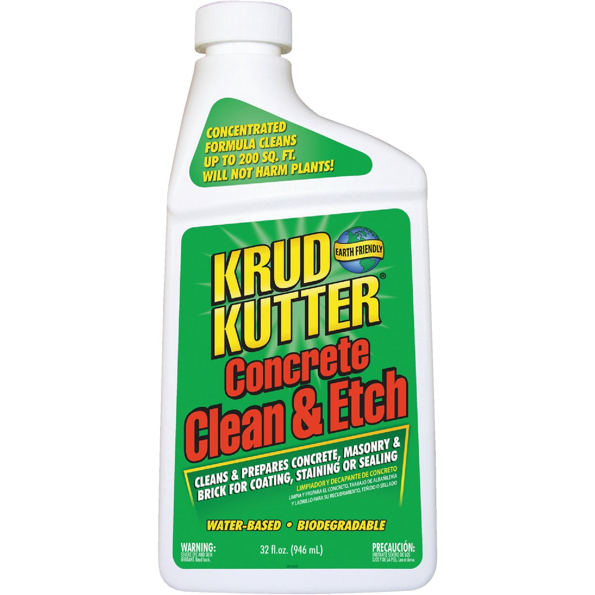 Supreme Chemical CONCRETE CLEANER/ETCHER CE32/6
