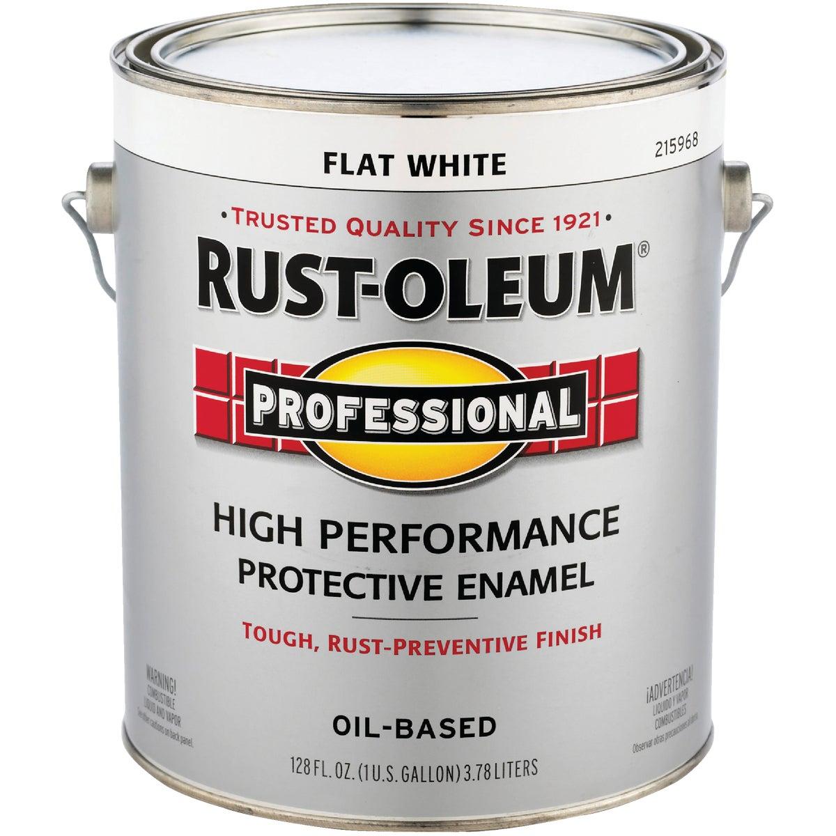 Rust Oleum FLAT WHITE ENAMEL 7790-402