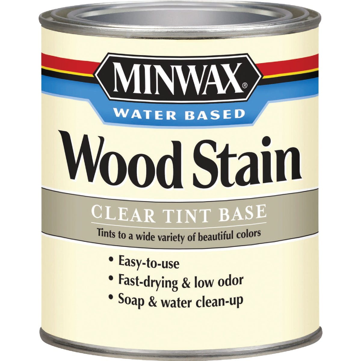 W/B CLR BASE WOOD STAIN - 618074444 by Minwax Company