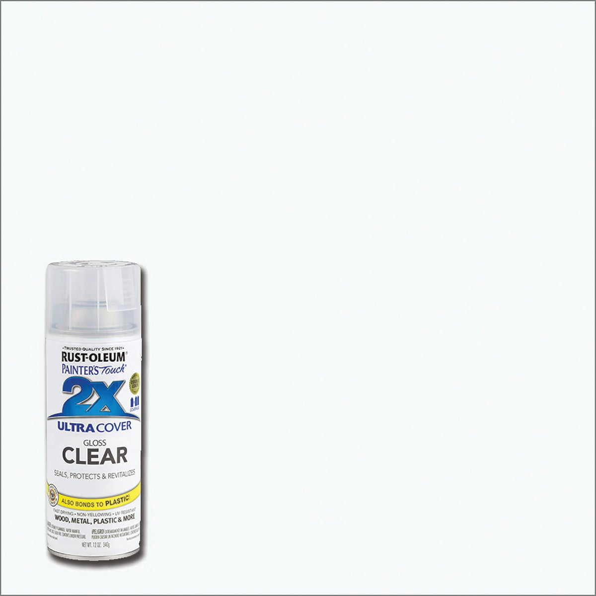 CLEAR SPRAY PAINT - 249117 by Rustoleum