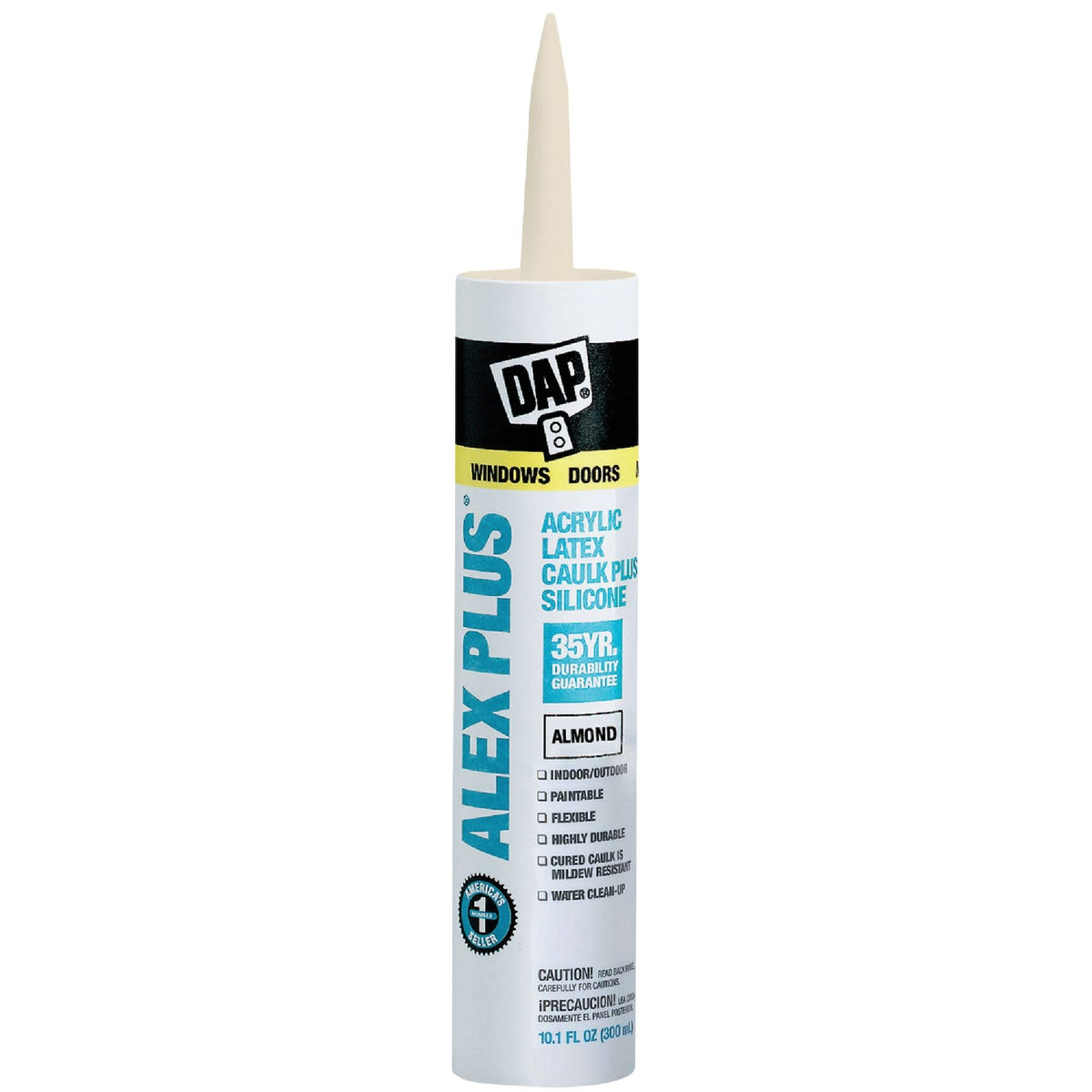 ALMOND ALEX PLUS CAULK - 18130 by Dap Inc