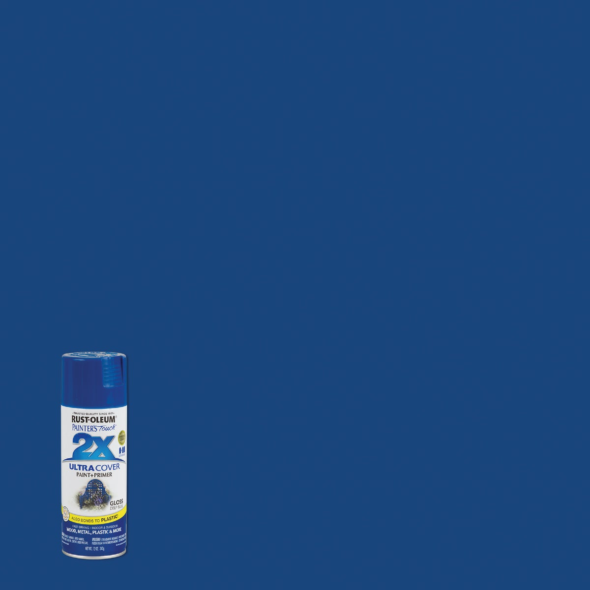 DEEP BLUE SPRAY PAINT - 249114 by Rustoleum