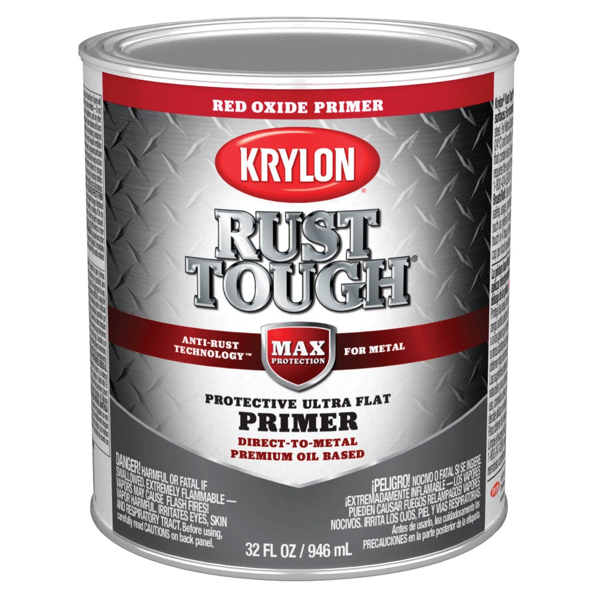 ALKYD RED OX RUST PRIMER - 044.0021851.005 by Valspar Corp
