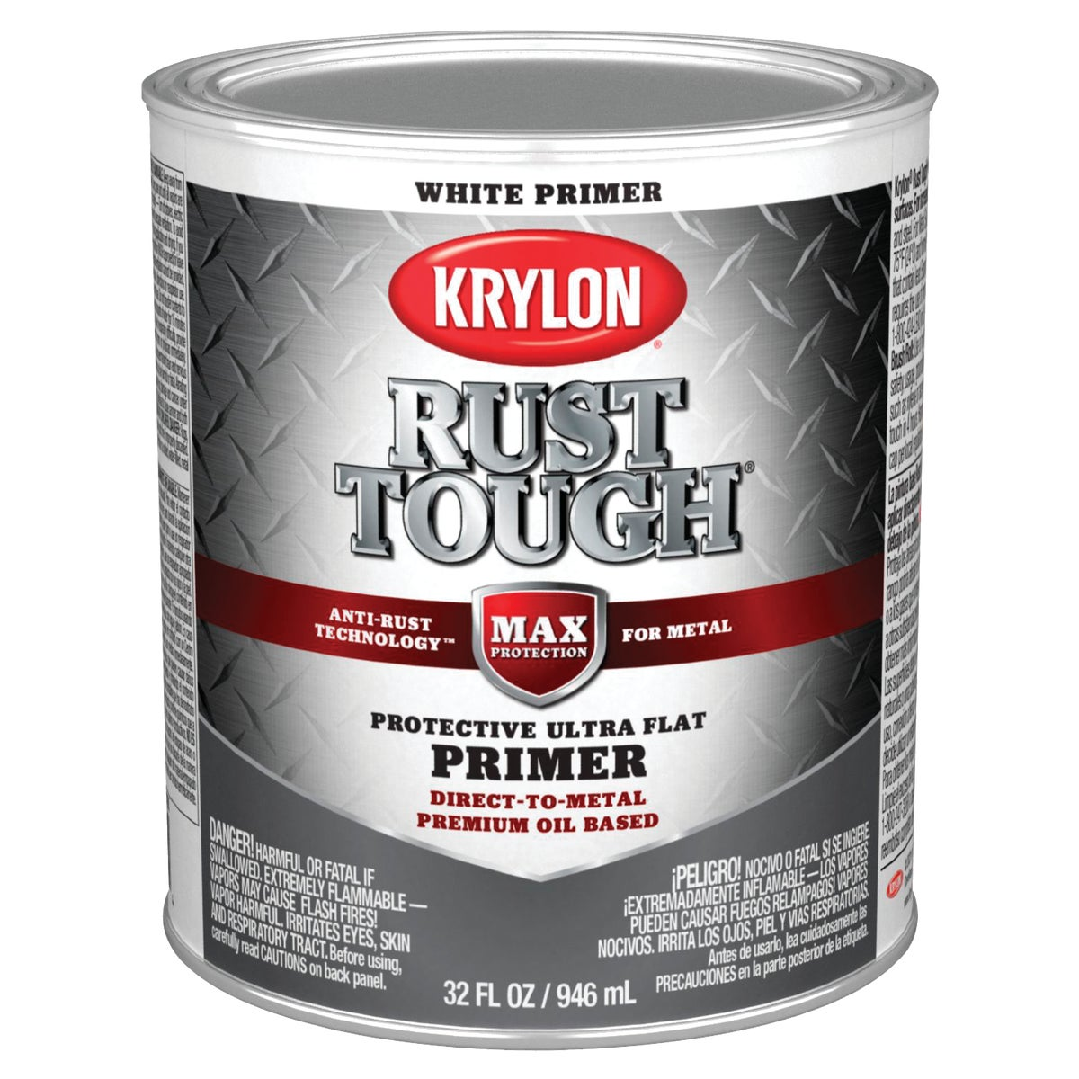 ALKYD WHITE RUST PRIMER - 044.0021852.005 by Valspar Corp