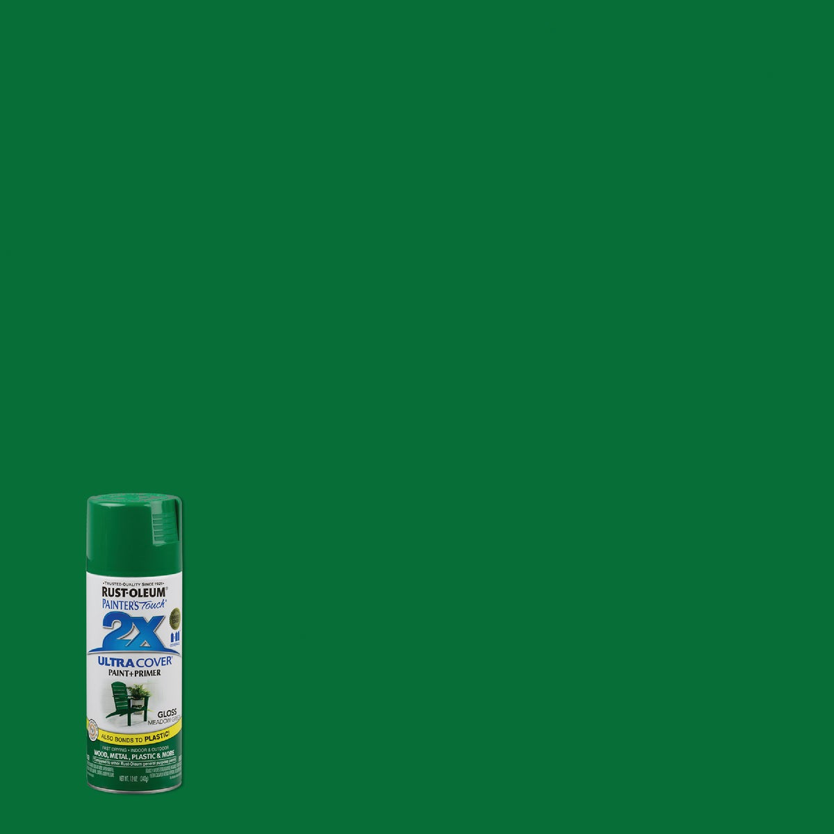 MEADOW GREEN SPRAY PAINT - 249100 by Rustoleum