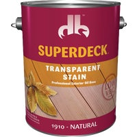 Duckback Prod. NATURAL TRANS STAIN DP1910-4