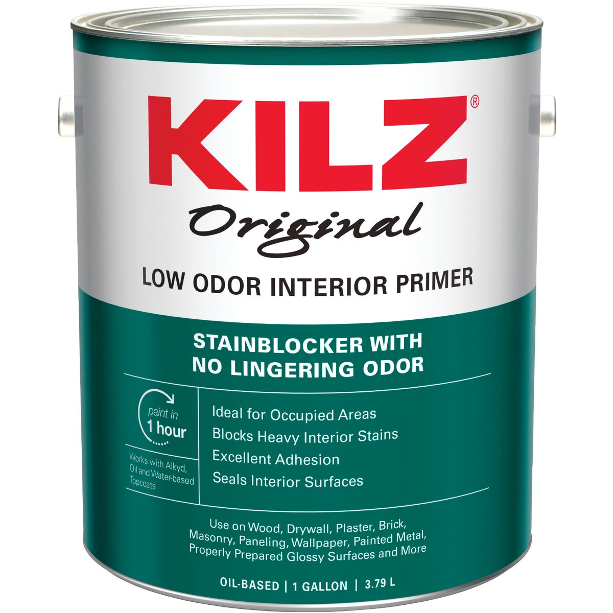 KILZ INT ODORLESS PRIMER - 10041 by Masterchem