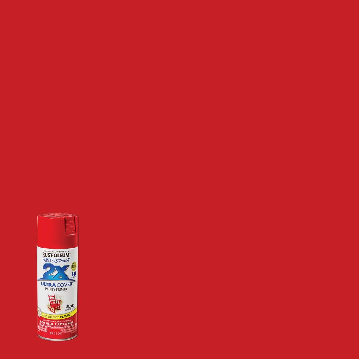 APPLE RED SPRAY PAINT