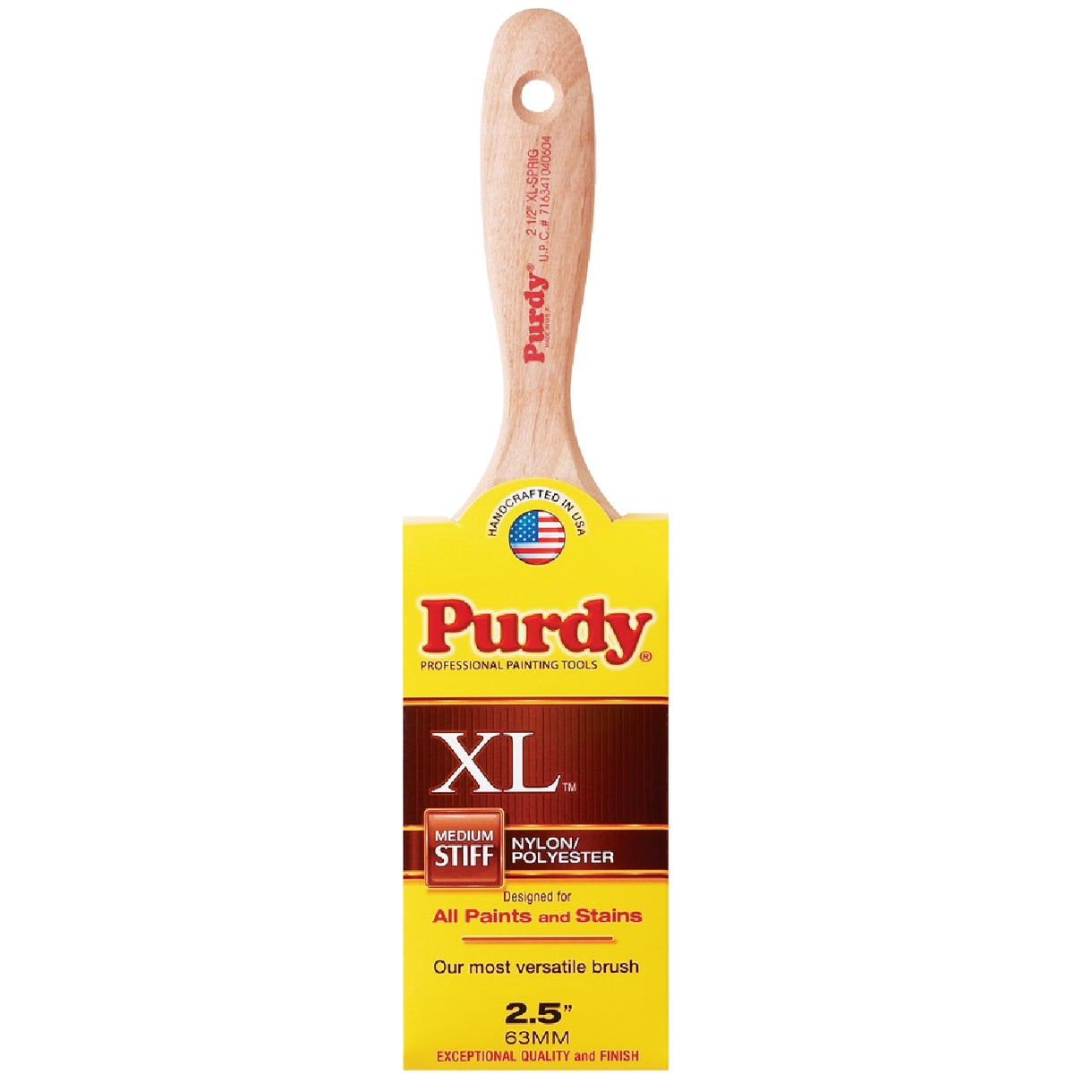 "2-1/2"" XL-SPRIG BRUSH - 144380325 by Purdy Bestt Liebco"