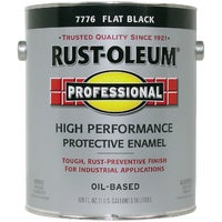 Rust Oleum FLAT BLACK ENAMEL 7776-402
