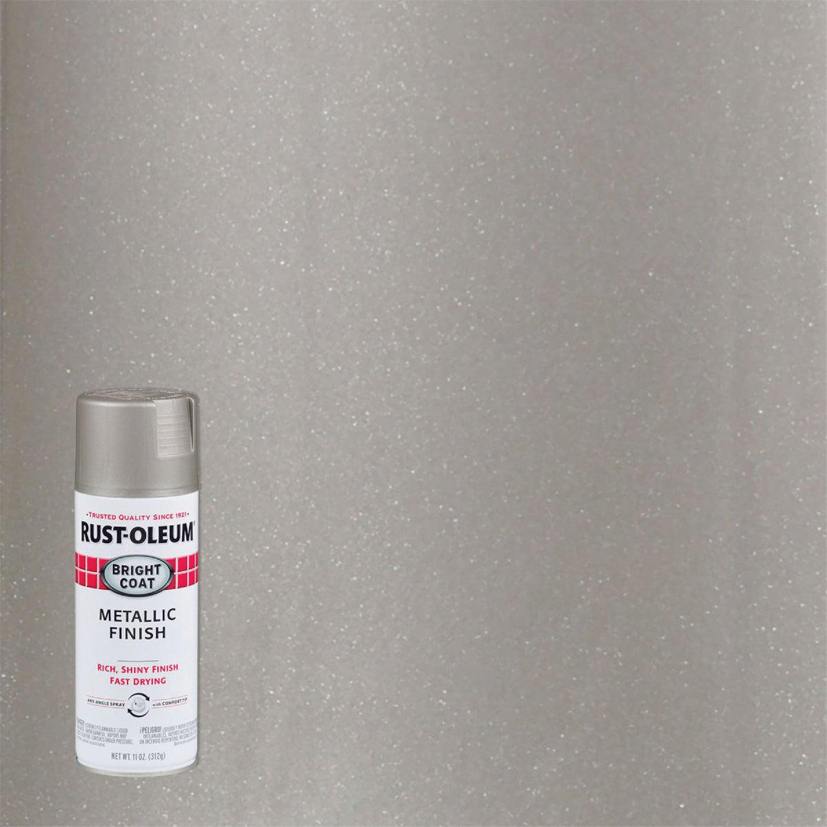 ALUMINUM SPRAY PAINT - 7715-830 by Rustoleum