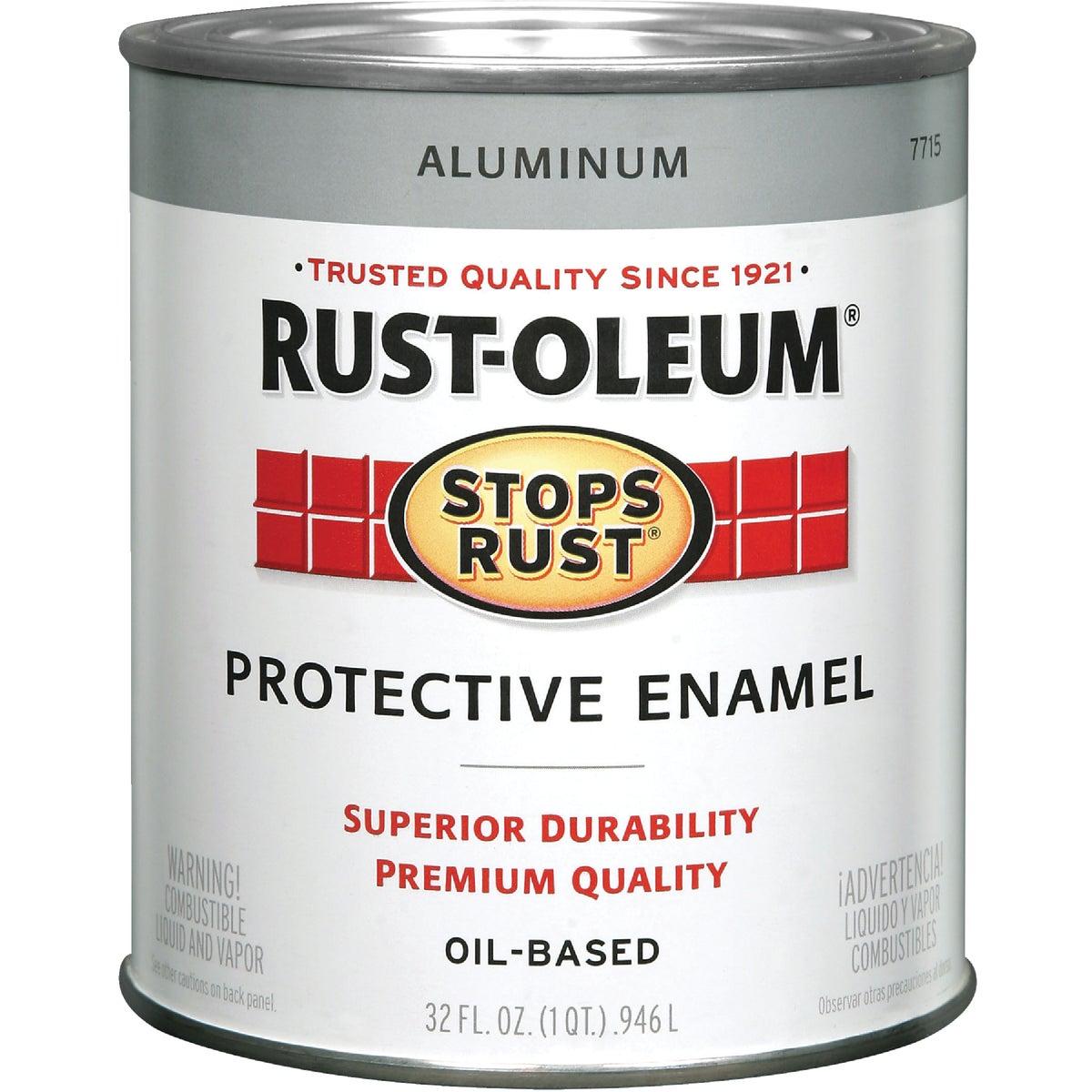 Rust Oleum ALUMINUM ENAMEL 7715-502