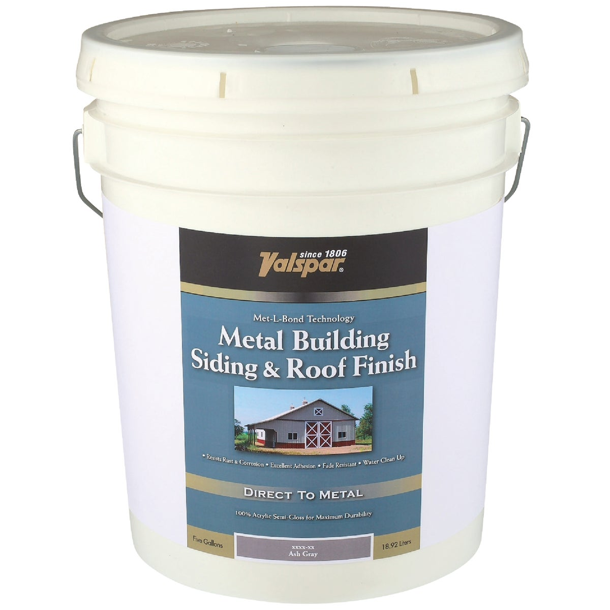 LATEX GREEN ROOF PAINT - 027.0004261.008 by Valspar Corp