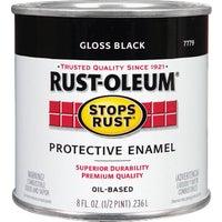 Rust Oleum BLACK ENAMEL 7779-730