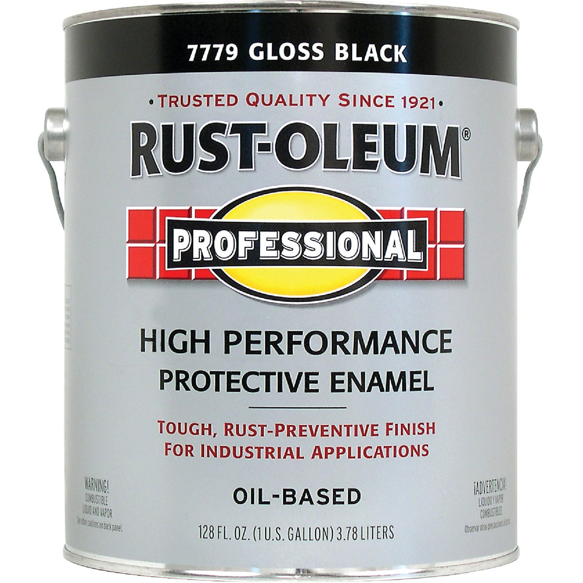 BLACK ENAMEL - 7779-402 by Rustoleum