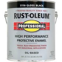Rust Oleum BLACK ENAMEL 7779-402