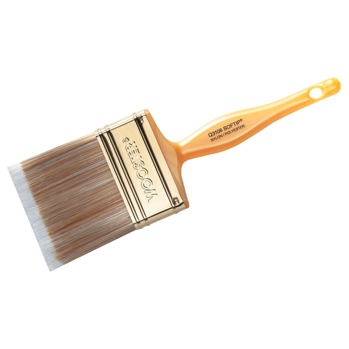 "2.5"" SOFTIP BRUSH - Q3108-2-1/2"" by Wooster Brush Co"