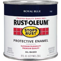 Rust Oleum ROYAL BLUE ENAMEL 7727-730