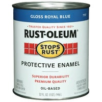 Rust Oleum ROYAL BLUE ENAMEL 7727-502