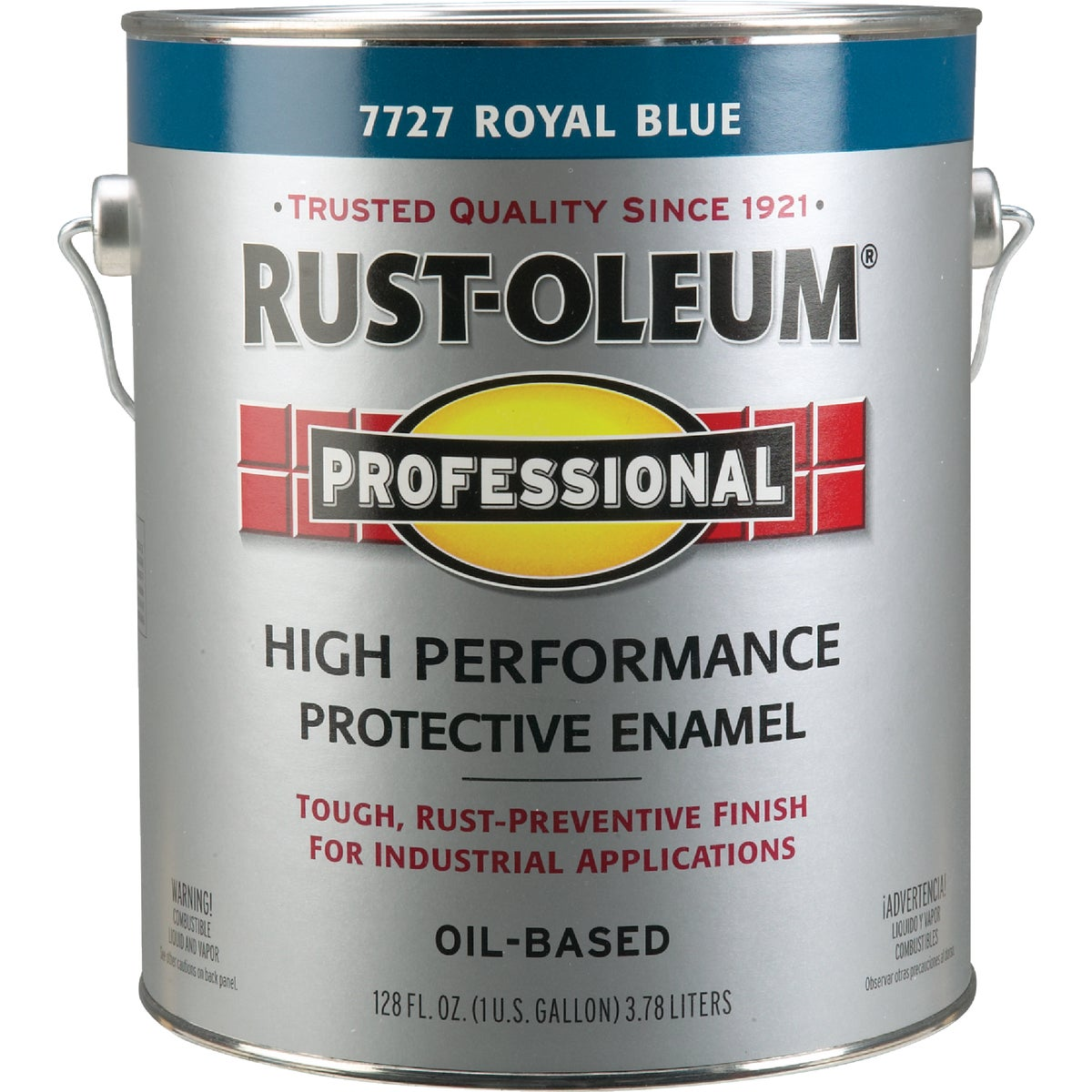 ROYAL BLUE ENAMEL - 7727-402 by Rustoleum