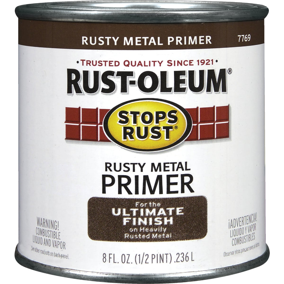 RED RUSTY METAL PRIMER - 7769-730 by Rustoleum