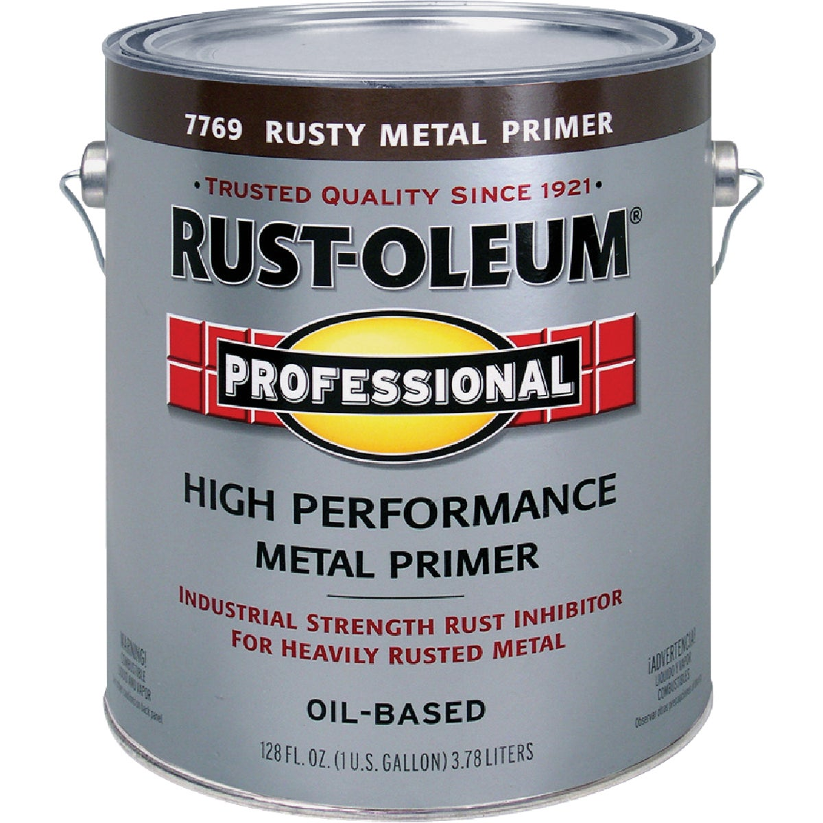 RED RUSTY METAL PRIMER - 7769-402 by Rustoleum