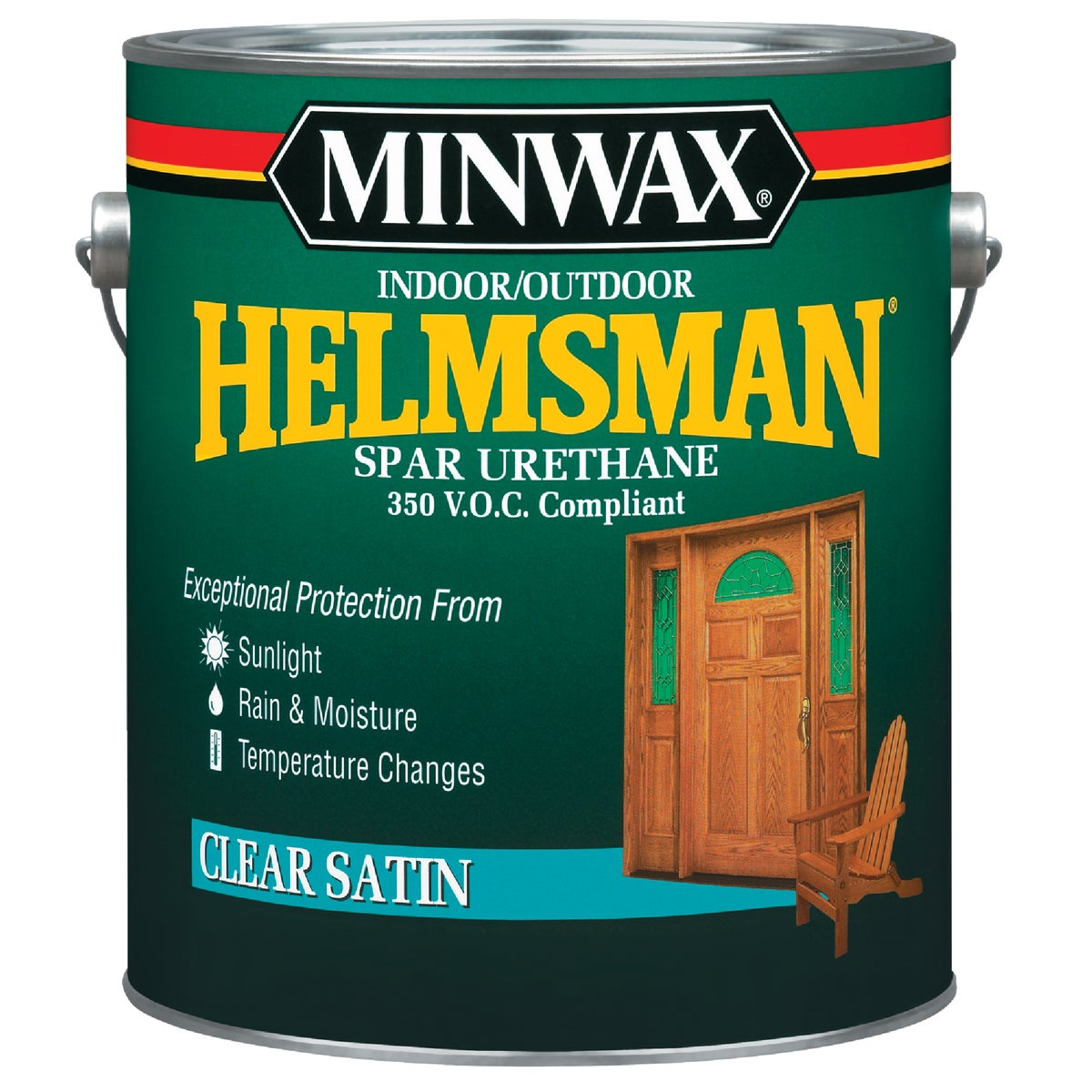 VOC SATIN SPAR VARNISH - 13220 by Minwax Company